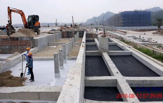 Quảng Trường Cổng Tây Hạ Long Quảng Ninh