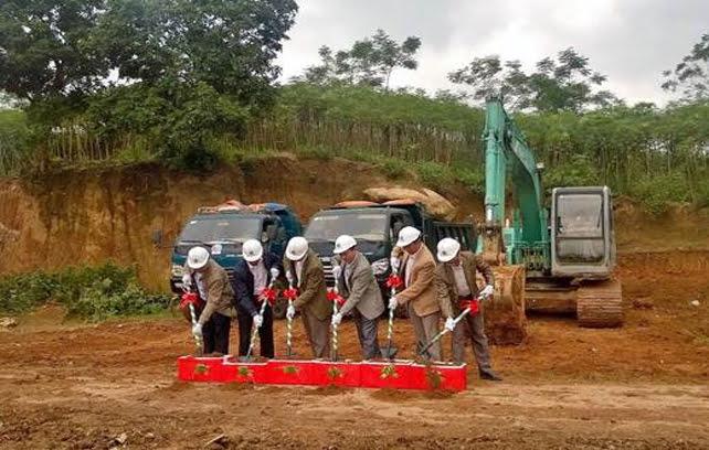 Xây dựng bãi rác, cảnh quan môi trường Lào Cai